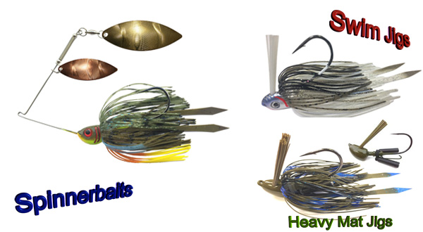 Custom Spinnerbaits